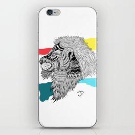 HAKUNA LION iPhone Skin