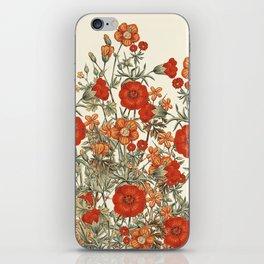 Vintage Garden 10 (Sunset Beauty) iPhone Skin