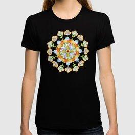 Jaipur Blossom Mandala T-shirt