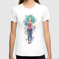 polka T-shirts featuring Polka by Jessica May