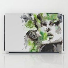Kiss by carographic iPad Case