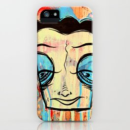 Where Them Girls At iPhone Case