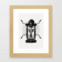 End Times Framed Art Print
