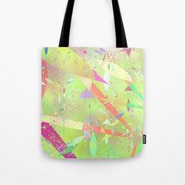 Fresh Leaf Tote Bag