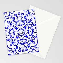 CA Fantasy Blue series #7 Stationery Cards