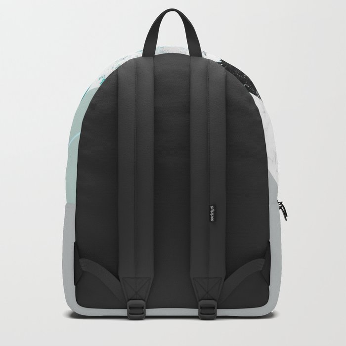 Geometric Textures 2 Backpack