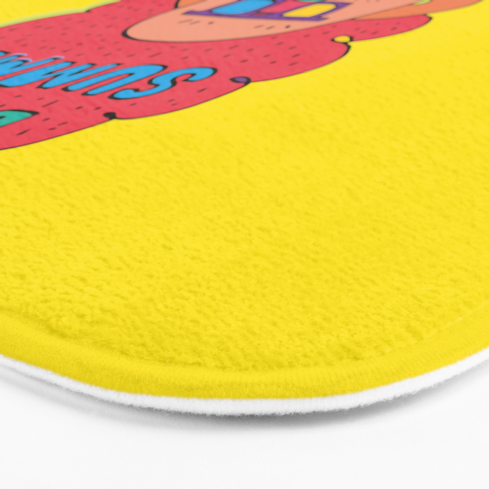 Ello Summer Bath Mat