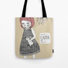 What's the Easter for you? Tote Bag
