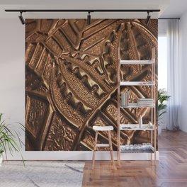 Natural Copper Grenade Wall Mural