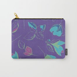 FLOWERS IN LINE 6 Carry-All Pouch
