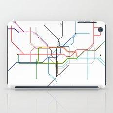 London tube iPad Case