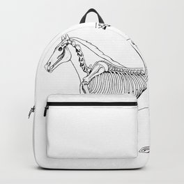 Horse Anatomy Backpack