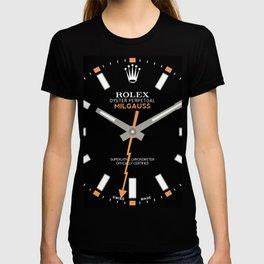 Rolex Milgauss - 116400 - Black Dial T-shirt