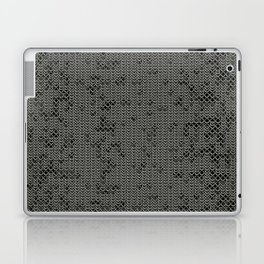 Chain Mail Texture Laptop & iPad Skin