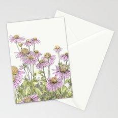 Echinacea purpurea Stationery Cards