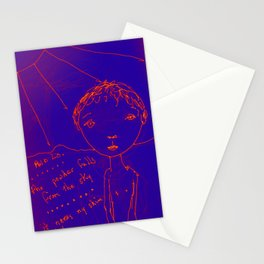 The Blue Itch Stationery Cards