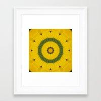 bees Framed Art Prints featuring Bees by Deborah Janke