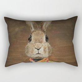 The most innocent general ever Rectangular Pillow