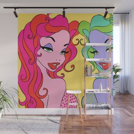 Mirror, Mirror Wall Mural