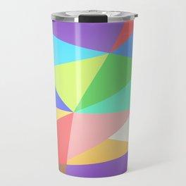 Deconstructivism Travel Mug