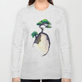 floating island Long Sleeve T-shirt