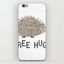 free hugs 1 iPhone Skin