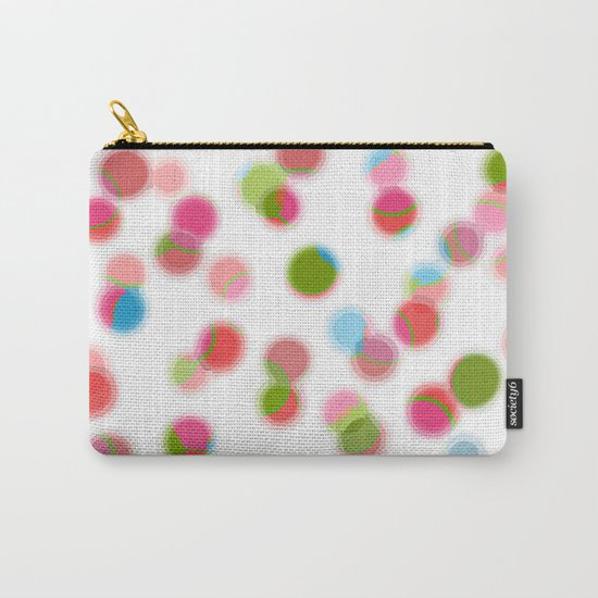 green red blue experiment Carry-All Pouch