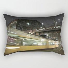 Friedrichstrasse Rectangular Pillow