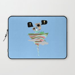Dreaming for an adventure. Laptop Sleeve