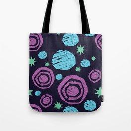 Midnight Sky Tote Bag