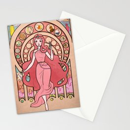 Sweet Princess Stationery Cards
