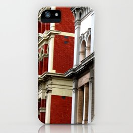 Melbourne Heritage iPhone Case
