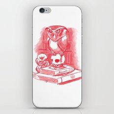 Magic Owl  iPhone & iPod Skin