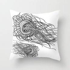 Jelly Jelly Jelly Throw Pillow