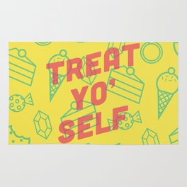 Treat Yo' Self Rug