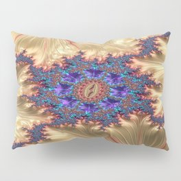 Geometric Landscape with Tender Exclusion Pillow Sham