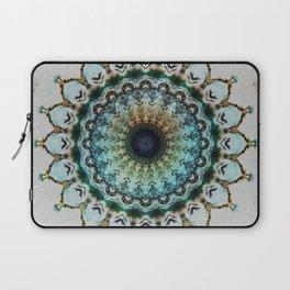 Mandala boho style Laptop Sleeve