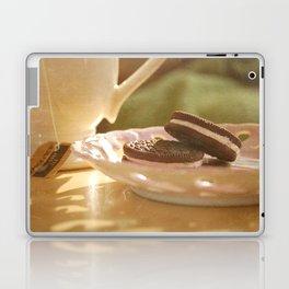 tea + cookies Laptop & iPad Skin