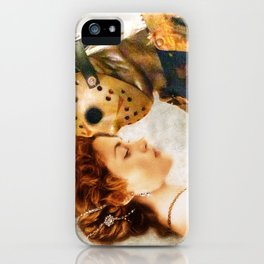 Jason Vorhees as Jack Dawson iPhone Case