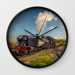 Garratt No. 87 Wall Clock