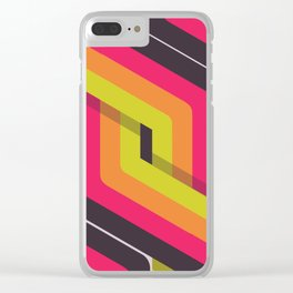 RETRO // Extrovert Clear iPhone Case