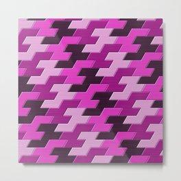 Geometrix XV Metal Print