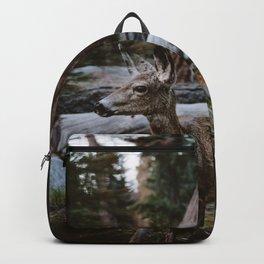 Sequoia Forest Deer Backpack