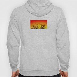 Sunset Twigs Hoody