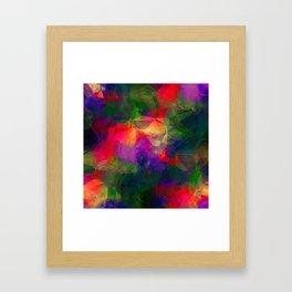 Abstract Fantasy Framed Art Print