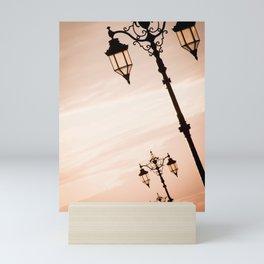 Southsea Sunset Mini Art Print
