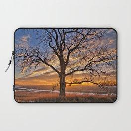 Winter Cottonwood Laptop Sleeve