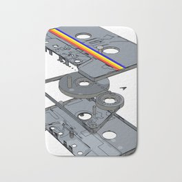 The Cassette Bath Mat