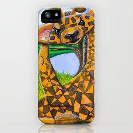 Giraff-ish iPhone Case