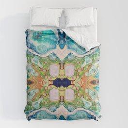 Fragmented 82 Comforters